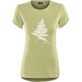 Schöffel Swakopmund Naiset Lyhythihainen paita , oliivi